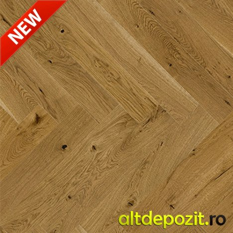 Parchet Triplustratificat Herringbone Stejar Mainland 14MM
